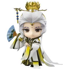 PILI XIA YING: Unite Against the Darkness Nendoroid : Su Huan-Jen [Unite Against the Darkness Ver.]