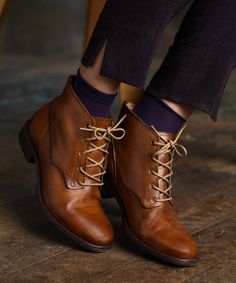 Dark Tan Lucille Chukka Boot | Daily deals for moms, babies and kids