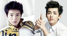 Kris and Luhan rumored to play brothers in upcoming TV series (k-article)