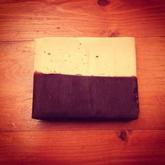 """Guinness soap with a creamy whipped head. Rich, nourishing and perfect for Autumn. #treatyourself #handmade #ravenwillowsoap #luxury"""