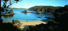 "The third largest island of NZ, Stewart Island, should be on your ""must-see"" list when you are traveling in the South. Join the 1 hour ferry from Bluff to this remote but absolutely wonderful place. A perfect opportunity to slow down and relax, to go hiking, fishing, swimming, bird watching…"