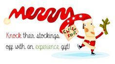 Experience gifts = AWESOME! Experience Gifts, Elf On The Shelf, Ronald Mcdonald, Holiday Decor, Awesome