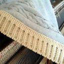 """56) Receita De Tricô - Aprenda A Fazer Tricô-Tubular 2 X 1  (usando o """" H """" e não o """" P """" do lado  esquerdo da frontura)  Com Prof. Isaura Carvalho (Revenue Knitting - Learn To Knit Make-Tubular 2 X 1 (using the """"H"""" and not the """"P"""" on the left side of frontura)"""
