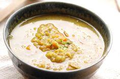 Sopa de lentejas detox ¡te va a encantar! #recetas blog #TheTaiSpa #eatclean #healtyfood