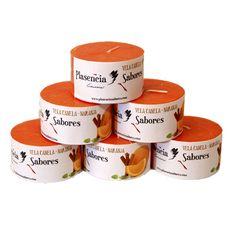 Buenos días. ¿Quieres empezar la semana con un agradable olor en tu casa, en la oficina...? Prueba nuestras velas de canela - naranja. http://www.plasenciasabores.com/producto/vela-aromatica-canela-naranja/