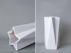 brytta Origami Design, Shout Out, House Design, Home Decor, Flower Vases, Decoration Home, Room Decor, Architecture Design, Home Interior Design