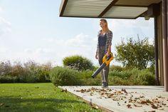Gardenplaza: Akku-Geräte für die Gartenarbeit - Akku-Technik sorgt für lange Lebensdauer und höchste Effizienz (Foto: epr/Stiga) Home Appliances, Wood Stone, House Appliances, Appliances