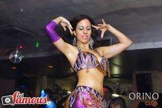 Χορεύτρια oriental Myriam Aamina