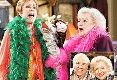 Carol Burnett and Betty White, insert Tim Conway and Betty White White Tv, Carol Burnett, Betty White, Comedy Tv, Old Tv Shows, Tv Guide, Golden Girls, Funny People, Cool Pictures