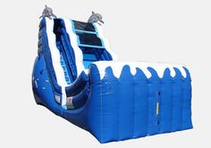 All of our Wet and Dry Slides feature landing zones with curved stop walls.  This half-pipe inspired design gives the rider a new experience as they come to a gradual stop after sliding up the back wall.  Designed with safety and year round fun in mind, you''ll want at least one Wet and Dry in your fleet.