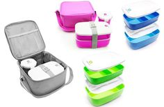 Bentgo Lunchbox Set $19.99 SHIPPED! #DailyDeal