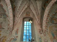 The church of St Lawrence, Lohja . Grave Monuments, St Lawrence, Graveyards, Finland, Medieval, Design Inspiration, Pictures, Mosaics, Photos
