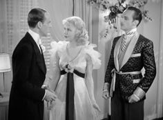 The Gay Divorcee: Fred Astaire, Ginger Rogers, and Erik Rhodes