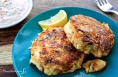 Melt-in-your-mouth crab cakes