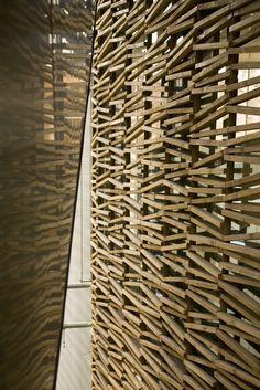 Textura Interior - Rodrigo Davila. Daniel Bonilla Arquitectos | Bogota Chamber Of Commerce – Chapinero