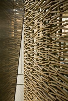 Textura Interior - Rodrigo Davila. Daniel Bonilla Arquitectos   Bogota Chamber Of Commerce – Chapinero