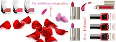 Do small things with great LOVE Great Love, Small Things, Be My Valentine, Lipstick, Beauty, Valentines, Beleza, Lipsticks, Cosmetology