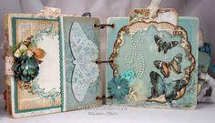 Butterfly Garden Mini Album