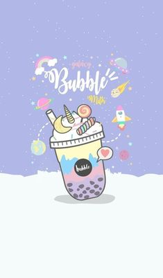 Read Drinks, food 🍰🍭 from the story 「Sưu Tầm Ảnh」My Gallery by (ƃuᴉꞀ) with 785 reads. Cute Food Wallpaper, Unicornios Wallpaper, Cute Pastel Wallpaper, Kawaii Wallpaper, Disney Wallpaper, Cute Wallpaper Backgrounds, Wallpaper Iphone Cute, Cute Cartoon Wallpapers, Aesthetic Iphone Wallpaper