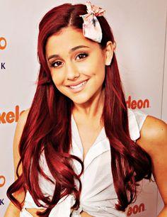 Ariana Grande * Her hair love ❤ Ariana Grande Linda, Cabello Ariana Grande, Adriana Grande, Victorious, Star Wars, Hair Dos, Pretty Hairstyles, Hair Hacks, Her Hair