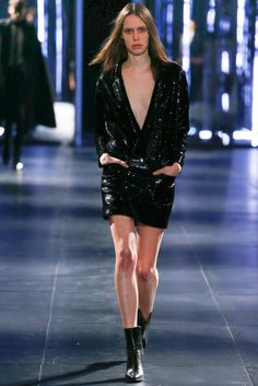 Saint Laurent - Fall 2015 Menswear - Look 58 of 63