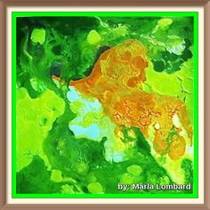 Green Paintings, Map, Instagram, Location Map, Maps