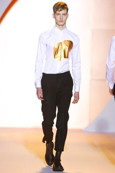 #Menswear #Trends Wooyoungmi Fall Winter 2014 Otoño Invierno #Tendencias #Moda Hombre