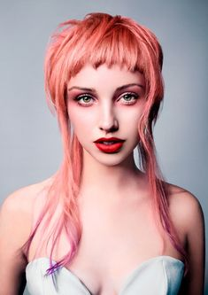 by Alexandra Kontos on Bangstyle, House of Hair Inspiration