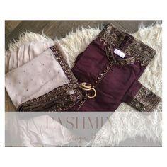 Design Discover Photo By Pashmina Design Studio - Bridal Wear Net Dresses Pakistani, Pakistani Fashion Party Wear, Pakistani Dress Design, Indian Dresses, Pakistani Outfits, Cotton Dress Indian, Dress Indian Style, Indian Outfits, All Black Dresses