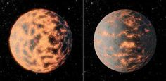 Researchers led by the University of Cambridge have detected atmospheric variability on a rocky planet outside the solar system, and observed a nearly threefold change in temperature over a two year period.They believe the readings could be due to massive amounts of volcanic activity on the surface. The ability to peek into the atmospheres of rocky 'super Earths' and observe conditions on their surfaces marks an important milestone towards identifying habitable planets outside the solar…