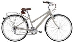 Café 24 Deluxe Women's - Felt Bicycles | City styling with road bike gears. Can the shifters be upgraded?