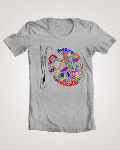 CARE Arts $24 Special Project: Educational Programs Donation: $ 8 per shirt. We believe that education is one of the most important issues currently facing our country. Care Arts is a rare program that offers not only arts education, but support for teachers, schools, and children. The CARE program understands that children learn in many different ways.Arts education helps children learn how to think critically and creatively. This is crucial in a world where there can be many right answers.
