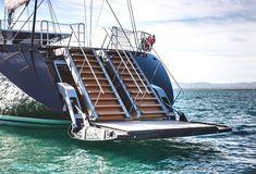 Luxury Superyacht Vertigo