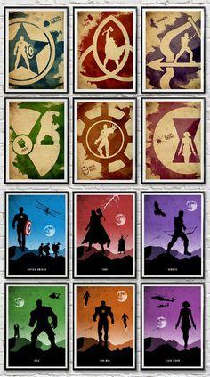 Minimalist avengers posters by moonposter on etsy superhero marvel comics, marvel Marvel Comics Superheroes, Hq Marvel, Marvel Films, Marvel Jokes, Marvel Characters, Marvel Heroes, Captain Marvel, Avengers Poster, Superhero Poster