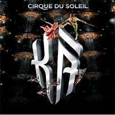 "Cirque du Soleil ""Ka"" soundtrack"