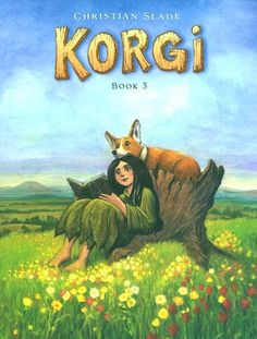 Korgi (Top Shelf Productions, 2011) Book #3 - A Hollow Beginning
