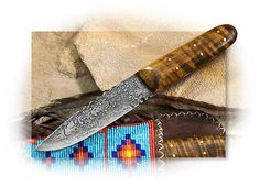 Wrangler Small 1830's Bowie Knife