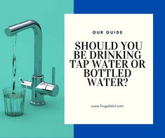 Water. We all know the benefits of drinking it. But what should you be drinking? Bottled water which costs you money? or good old fashioned tap water? Bottled Water, Water Me, Hard Water, Drinking Water, Water Bottle, Rock And Pebbles, Water Supply, Saving Ideas, Carbon Footprint