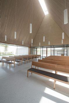 Capilla Funeraria Ingelheim / Bayer & Strobel Architekten