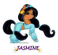 My Little Pony: Ponified Jasmin (Aladdin) by bitsyart on DeviantArt  #mlp #mlpfim  #pegasister #brony #disney #jasmine #princess #aladdin #bronies