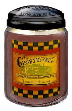 24.99 Toasted Hazelnut 26 oz. Large Jar