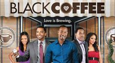 """""""Black Coffee"""" – This might be the most positive black movie you've ever seen Hot Stories, Best Love Stories, Love Story, Darrin Henson, Christian Keyes, Gospel Hip Hop, Film Watch, Official Trailer"""