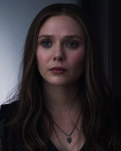 Elizabeth Olsen Civil War
