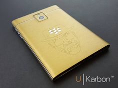 #inst10 #ReGram @ukarbon: Brushed Gold BlackBerry Passport with Breaking Bad engraving. Want something engraved on your skin? Just ask! No extra charge for engravings until Sunday #ukarbon #BB #Blackberry #passport #blackberrypassport #bbpassport #bbm #blackberryskin #gold #breakingbad #breaking #bad #heisenberg #BlackBerryClubs #BlackBerryPhotos #BBer #BlackBerryPassport #Passport #BlackBerry #BlackBerryMens