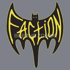 Faction Batman Logo