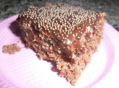 Receita de Bolo de Chocolate Simples - Cyber Cook Receitas...