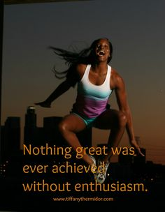 Diverse Women Fitness Motivational Pictures www.tiffanythermidor.com  I like her outfit too lol