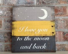 Reclaimed Wood Sign Live Simply Think Positively by 1920Shoppe