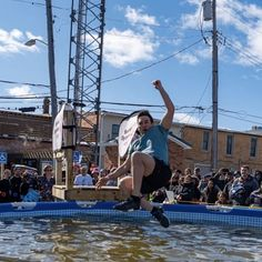 Polar plunge 2020 this past Saturday. An absolutely horribly cold and wonderful experience! Great to help raise money for Special Olympics with great people from Real Estate One Real Estate One, Special Olympics, How To Raise Money, Past, Cold, People, Past Tense, People Illustration, Folk