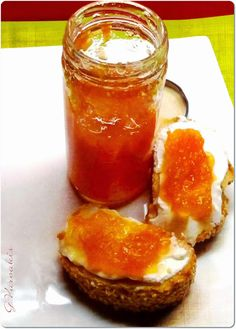 Μαρμελάδα Καρότο Μήλο Πορτοκάλι : Το Φουλ Της Βιταμίνης | una cucina